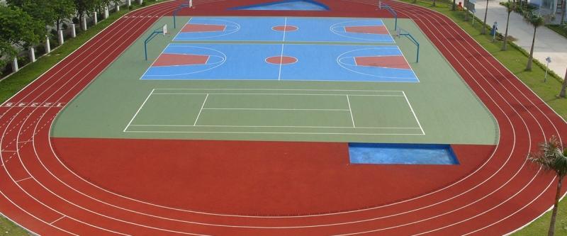 体育场地地坪
