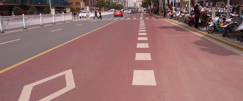 市政道路地坪