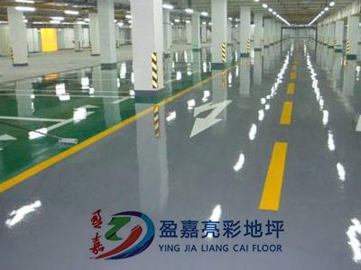 环氧树脂地坪常见问题及解决方案