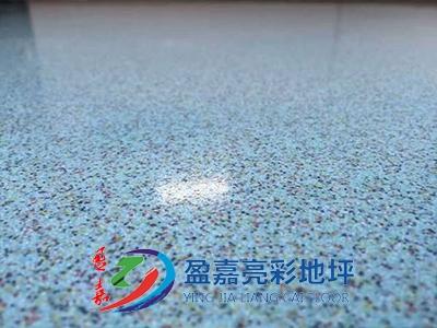 中山环氧水磨石地坪