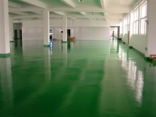 温度湿度对环氧地坪漆的施工要求